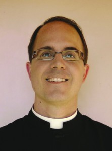 Fr. Matthew Spencer, O.S.J.