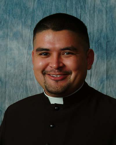 Fr. Sergio, Perez, O.S.J.