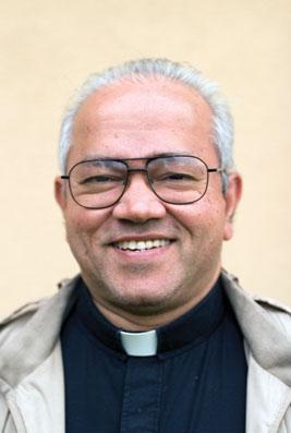 Fr. Chummar Chirayath, O.S.J.