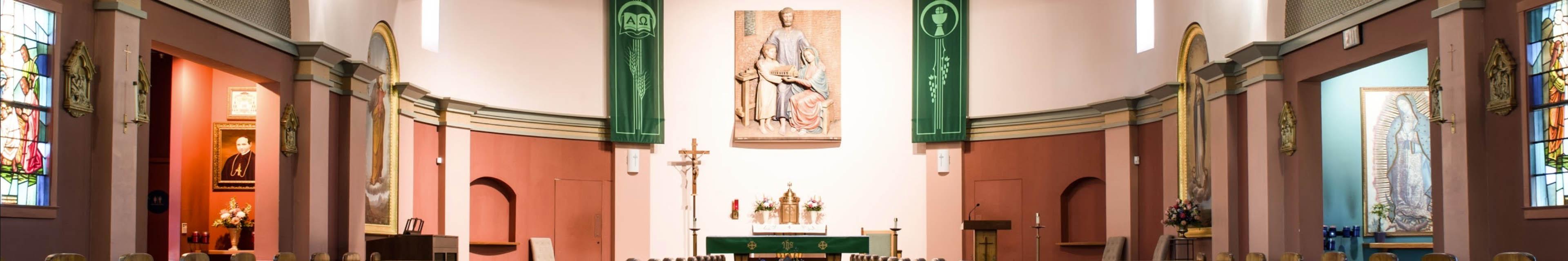 Provincial House & Shrine of St. Joseph - Santa Cruz, CA