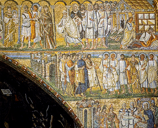 The Adoration of Aphrodisius and the People of Sotine