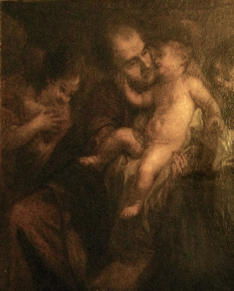 St. Joseph with the Child