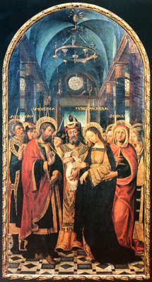 Betrothal of the Virgin and St. Joseph