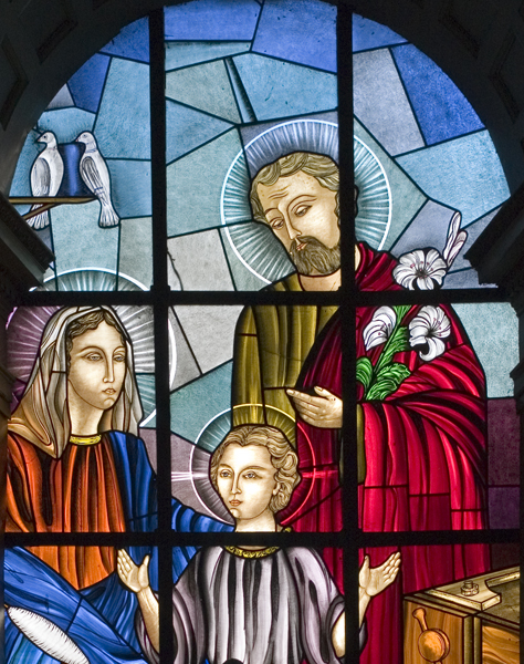The Holy Family of Nazareth
