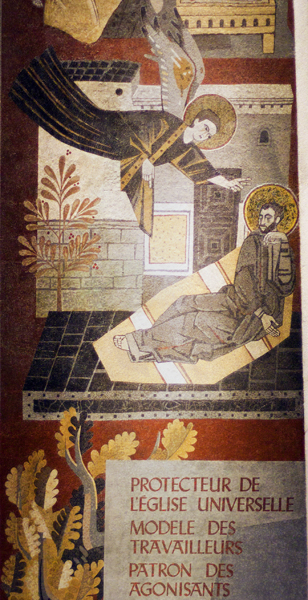 Annunciation to Joseph