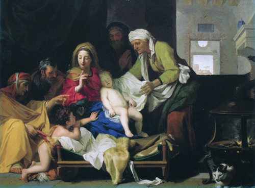 The Sleep of the Infant Jesus
