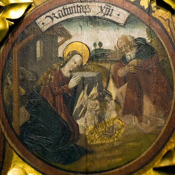 Nativitas Christi, from the Crown of Mary