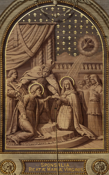The Espousal of the Blessed Virgin Mary