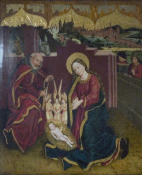 Nativity, Legnica Polyptych