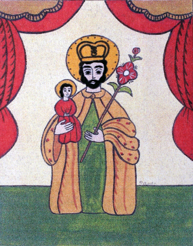 St. Joseph, Patron of the Family