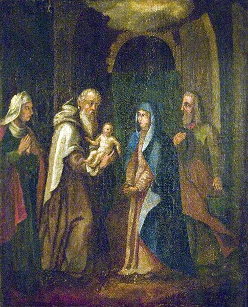 Simeon's Prophecy