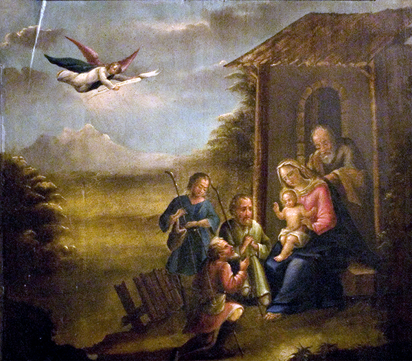 Adoration by the Shepherds