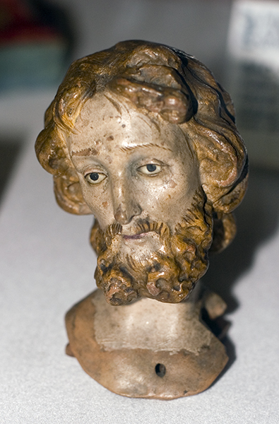 Head of St. Joseph