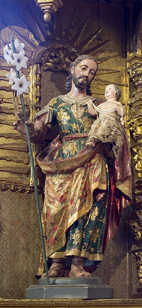 St. Joseph Patron of Alta California