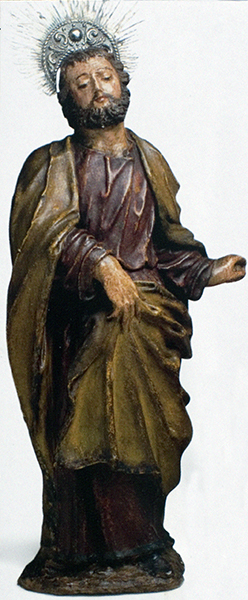 St. Joseph from Nativity Scene