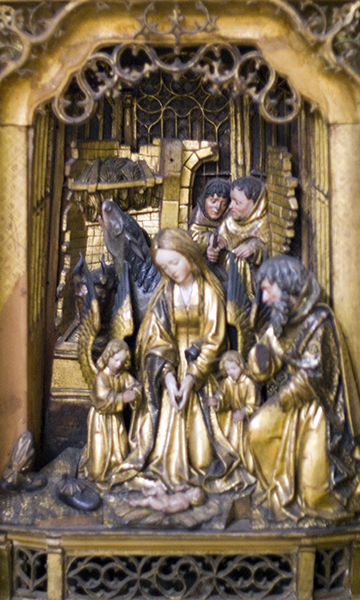 The Nativity, St. Reinhold Altarpiece