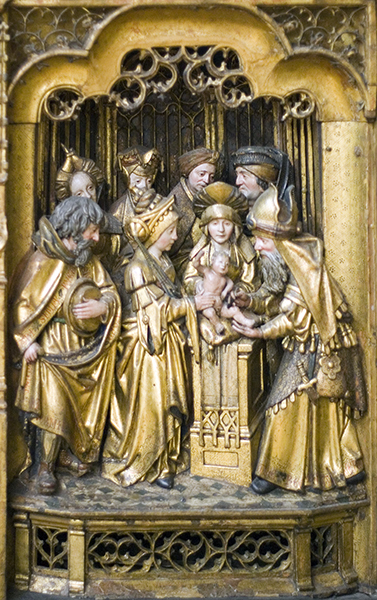The Presentation of the Christ Child in the Temple, St. Reinhold Altarpiece