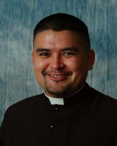 Fr. Sergio Perez, O.S.J.