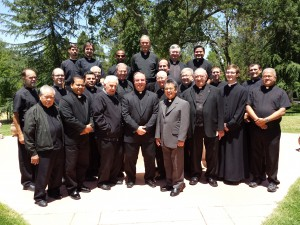 The Oblates of St. Joseph of the Holy Spouses Province in the United States.