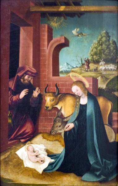 Adoration of the Little Child
