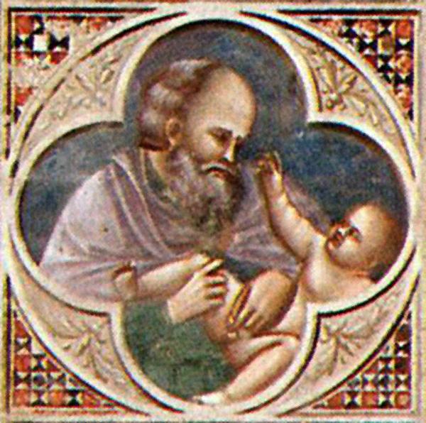 Joseph Circumcises Jesus