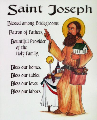 Joseph, the Bountiful Provider