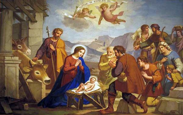 The Shepherds Adore