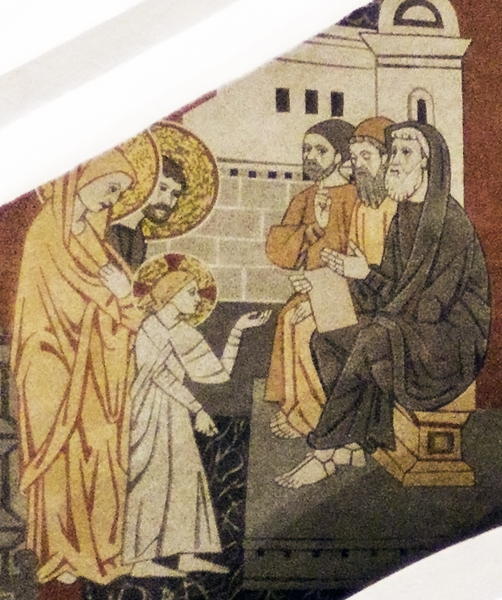 The Finding in the Temple