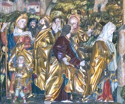 Arrival in Bethlehem