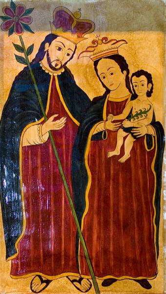 The Holy Family (Earthly Trinity)