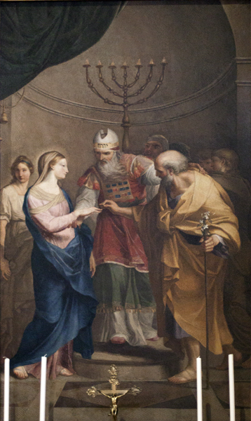 The Wedding of the Blessed Virgin