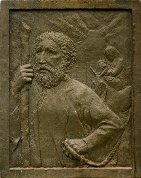 Sorrow 5: Flight to Egypt to Escape Herod