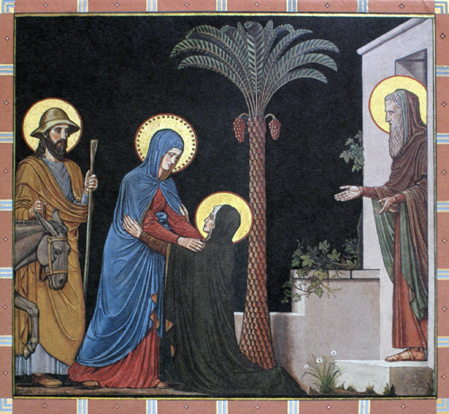 Visitation of Mary to Elizabeth