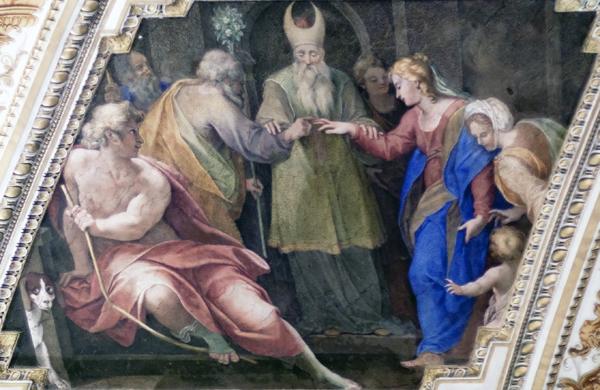 Cristoforo Roncalli (Pomarancio)