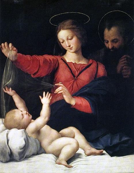 The Virgin of Loreto