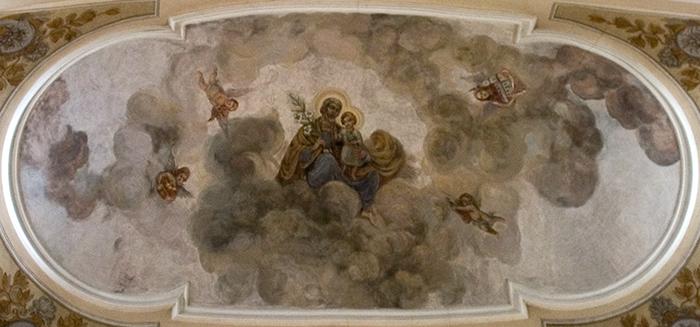 St. Joseph in Glory