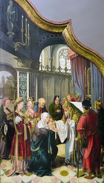 The Presentation in the Temple, St. Reinhold Altarpiece