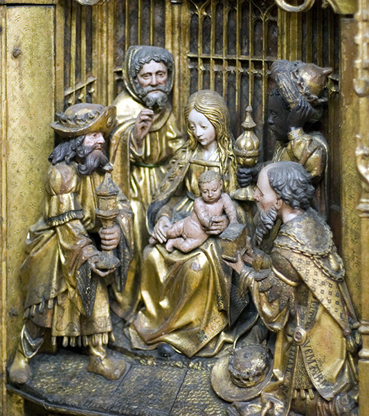 Adoration by the Magi, St. Reinhold Altarpiece