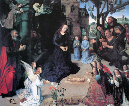 Portinari Altarpiece (central panel)