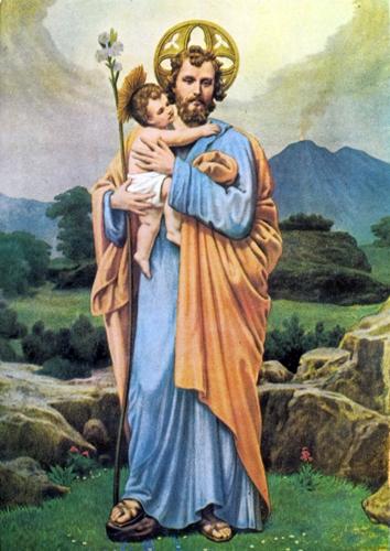 Miraculous Statue of St. Joseph