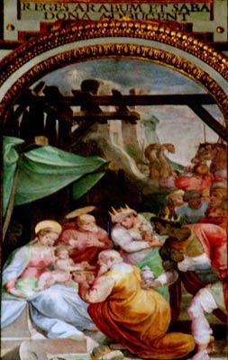 Reges Arabum et Saba dona adducent